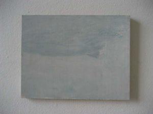 Z.t., 2012, 19,4×25,1 cm, ei tempera op paneel