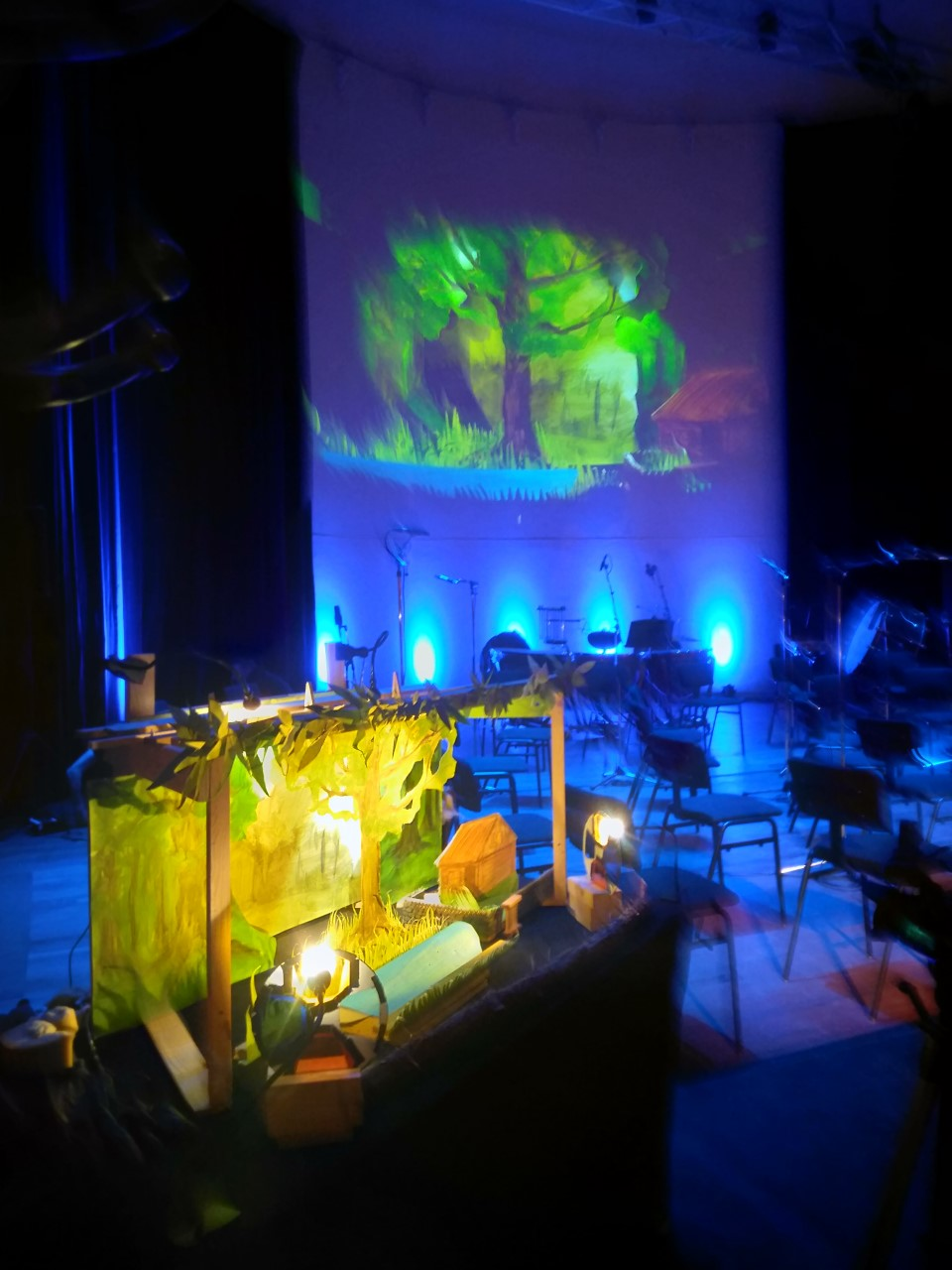 Peter en de Wolf, Theater Hanzehof, Zutphen (2019) - In opdracht